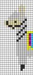Alpha pattern #28842 variation #47964