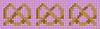 Alpha pattern #39571 variation #47968