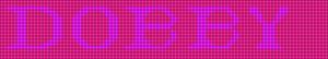 Alpha pattern #8623 variation #48001