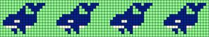 Alpha pattern #38127 variation #48119