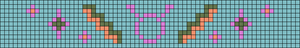 Alpha pattern #39119 variation #48125