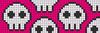 Alpha pattern #19134 variation #48126