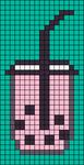 Alpha pattern #39575 variation #48153