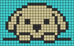 Alpha pattern #39781 variation #48415