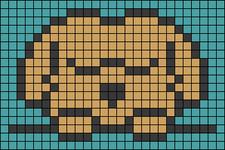 Alpha pattern #39783 variation #48422