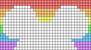 Alpha pattern #39641 variation #48564