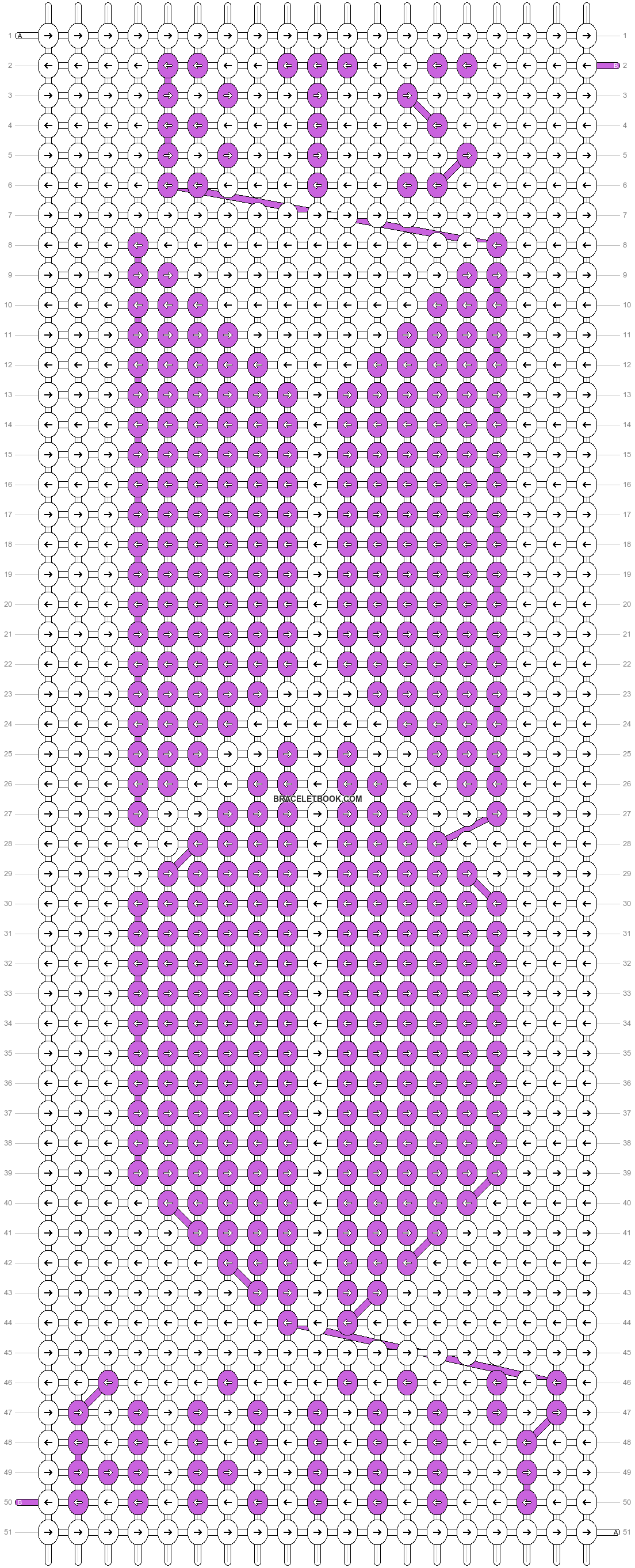 Alpha pattern #38618 variation #48627 pattern