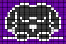 Alpha pattern #39783 variation #48755