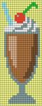 Alpha pattern #34384 variation #49097