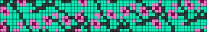 Alpha pattern #39942 variation #49105