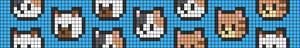 Alpha pattern #39260 variation #49331