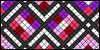 Normal pattern #20150 variation #49430