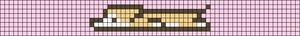Alpha pattern #36514 variation #49437