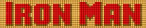 Alpha pattern #5421 variation #49523