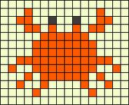 Alpha pattern #39937 variation #49698