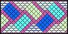 Normal pattern #19011 variation #49707