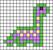 Alpha pattern #40043 variation #49720