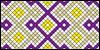 Normal pattern #40018 variation #49735