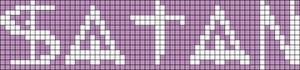Alpha pattern #10293 variation #49771