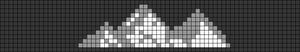 Alpha pattern #33464 variation #49775