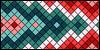 Normal pattern #3302 variation #49845