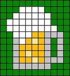 Alpha pattern #31020 variation #49868