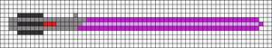 Alpha pattern #39836 variation #49970