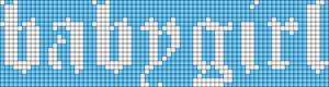 Alpha pattern #39292 variation #50094