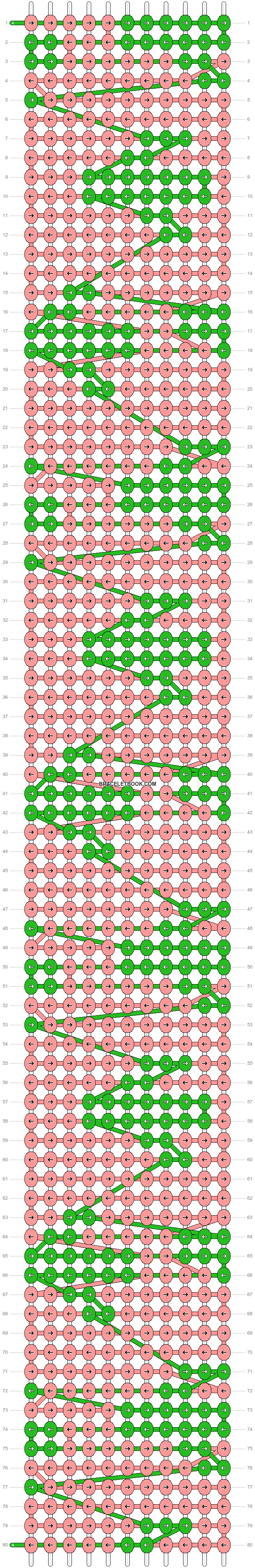 Alpha pattern #21041 variation #50137 pattern