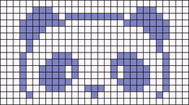 Alpha pattern #40027 variation #50144