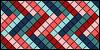 Normal pattern #30284 variation #50180