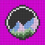 Alpha pattern #40153 variation #50214