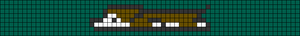 Alpha pattern #36514 variation #50234