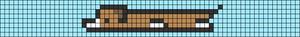 Alpha pattern #36513 variation #50288