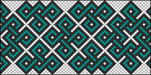 Normal pattern #40176 variation #50384
