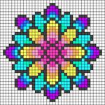 Alpha pattern #37587 variation #50406