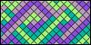 Normal pattern #40016 variation #50465