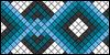 Normal pattern #40051 variation #50531
