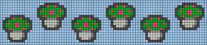 Alpha pattern #40214 variation #50563