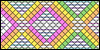 Normal pattern #40050 variation #50676