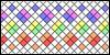 Normal pattern #12070 variation #50757