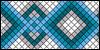 Normal pattern #40051 variation #50862