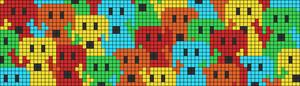 Alpha pattern #36022 variation #50883