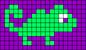 Alpha pattern #21683 variation #50943