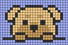 Alpha pattern #39782 variation #50958