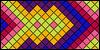 Normal pattern #40350 variation #50965