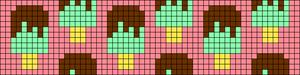 Alpha pattern #40237 variation #50966