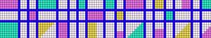 Alpha pattern #39634 variation #50994