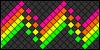 Normal pattern #17102 variation #51098