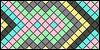 Normal pattern #40350 variation #51105